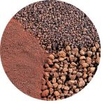 Eco - Phos (σιδηρούχο υλικό αφαίρεσης φωσφορικών αλάτων απο ενυδρεία)