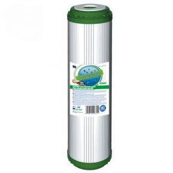 10'' Προφίλτρο ενεργού Άνθρακα G.A.C + KDF της AQUAFILTER