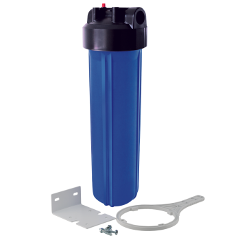 Φίλτρο κεντρικής παροχής Big blue - 20'' με είσοδο/έξοδο 1''